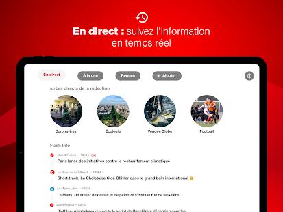Ouest-France, lu2019actu de la commune au monde 4.6.1 Screenshots 13