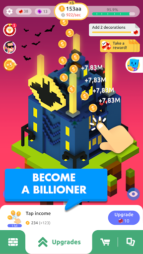 TapTower - Idle Building Game 1.27 screenshots 8