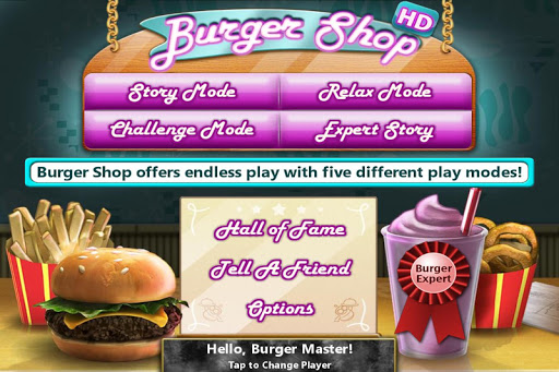 Burger Shop (No Ads) 1.6 Screenshots 12