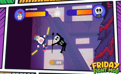 Friday Fight Mode FNF  screenshots 7