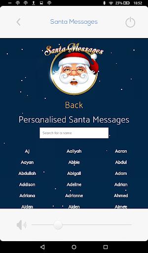 Santa Messages - FREE screenshots 1