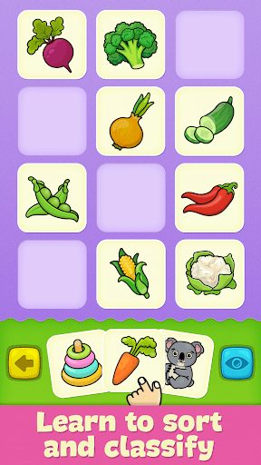 Baby flash cards for toddlers 1.10 Screenshots 12