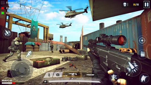FPS Commando Shooting Games: Critical 3D Gun Games apktram screenshots 9