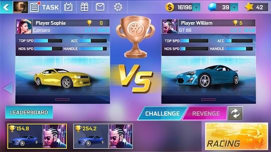 Download Street Racing Mod APK 2021 [Unlimited Money & Cars] 3