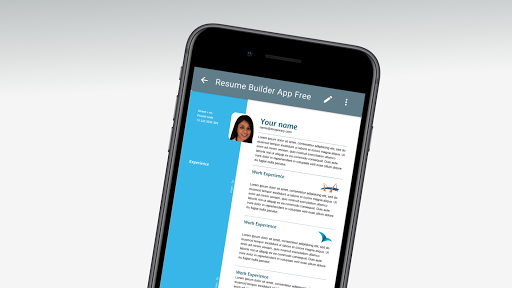 Resume Builder App Free 201214 Screenshots 2