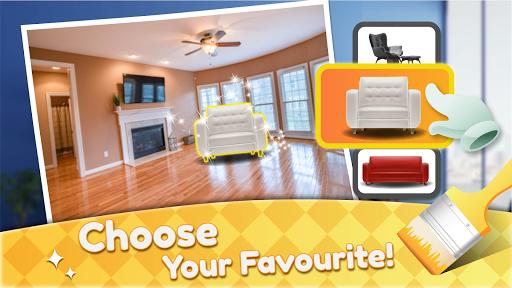 Interior Home Makeover - Design Your Dream House 1.0.7 screenshots 10