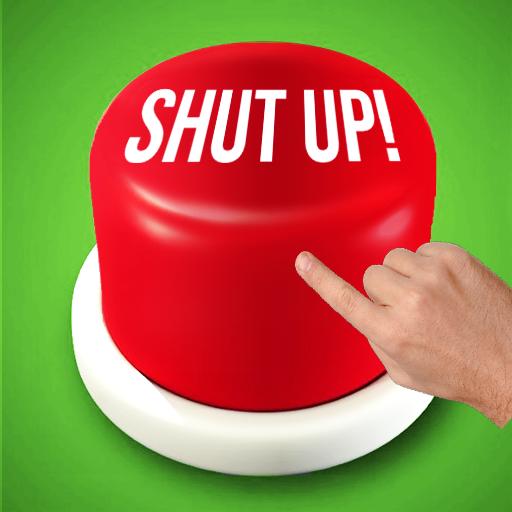 Shut Up Button 2020