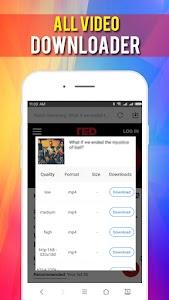 All Video Downloader - Video Downloader 2021 1.3