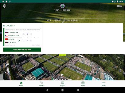 The Championships, Wimbledon 2019 10