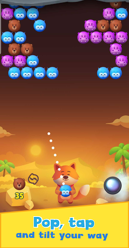 Bubble Shooter | 2021 puzzle adventure game 1.1.0 screenshots 4