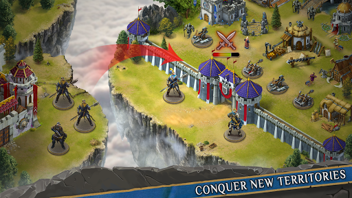CITADELS ud83cudff0  Medieval War Strategy with PVP 18.0.28 screenshots 3