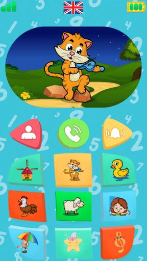 Baby Phone Nursery Rhymes modavailable screenshots 8