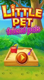 Little Pet Friend Pals Match 3