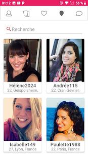 France Dating 1.0.10 APK screenshots 2