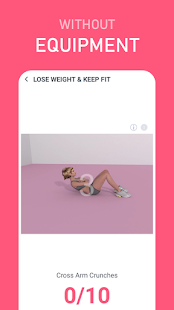 Female Fitness - Workout & Lose Weight