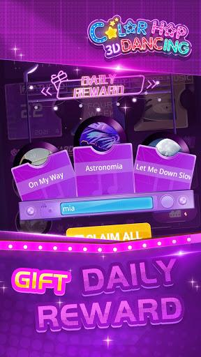 Color Dancing Hop - free music beat game 2021  screenshots 5