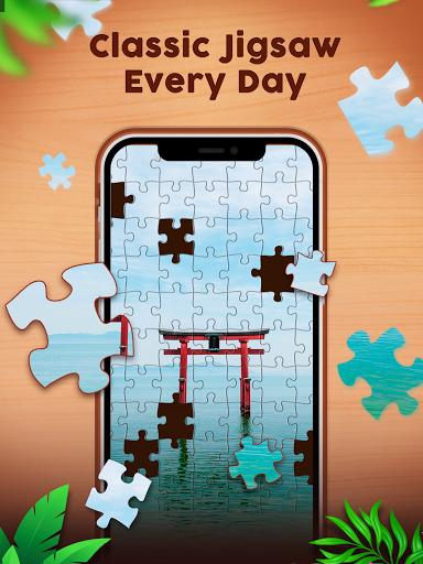 Jigsaw Puzzles - Magic Collection Games  screenshots 7