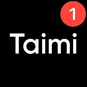 Taimi LGBTQ Dating Chat and Streaming Platform 5.1.107 by Social Impact Inc. logo