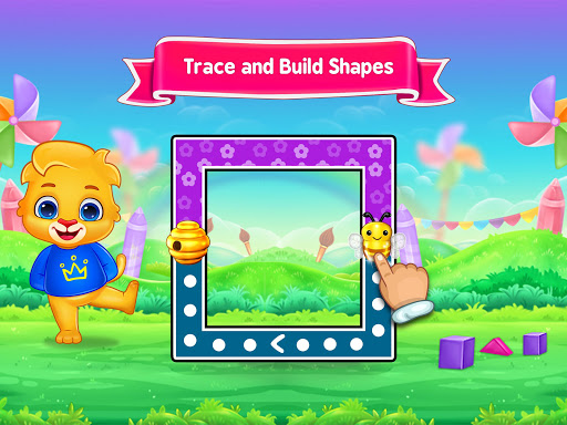 Colors & Shapes - Kids Learn Color and Shape 1.2.9 Screenshots 4