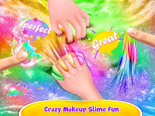 Make-up Slime - Girls Trendy Glitter Slime 2.0.2 screenshots 10