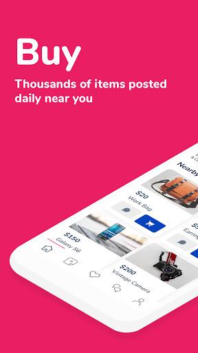 Popsy - Buy & Sell Used Stuff apktram screenshots 15