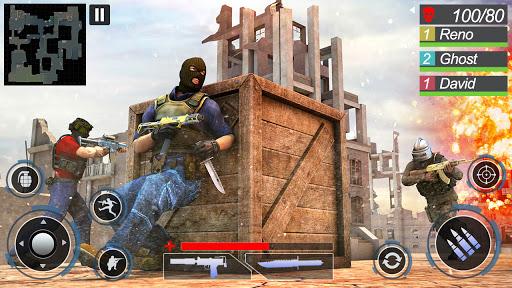 FPS Commando Secret Mission - Real Shooting Games apkpoly screenshots 9
