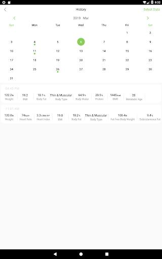 Renpho 3.6.1 screenshots 8