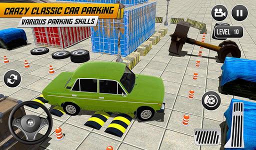 Prado Car Parking Game: Extreme Tracks Driving 3D  screenshots 9