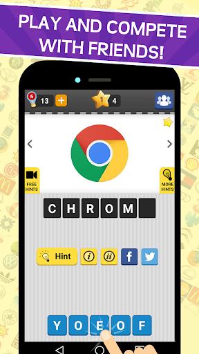 Logo Game: Guess Brand Quiz 5.4.5 screenshots 9