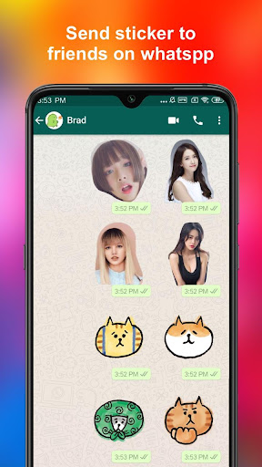 Animated Sticker Maker for WA WAStickerApps 2.2.7 Screenshots 6