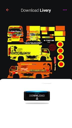 Mod Truck Angsa Putih  Screenshots 5