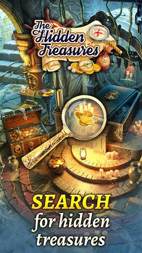 The Hidden Treasures: Find Hidden Objects・Match 3 1.18.1501 screenshots 1