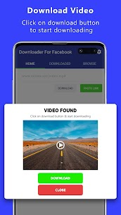 Video Downloader for Facebook – Copy & Save Videos 4