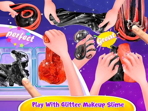 Make-up Slime - Girls Trendy Glitter Slime 2.0.2 screenshots 5