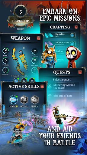Otherworld Heroes  screenshots 4