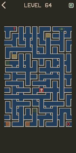 Cave Maze apkpoly screenshots 3