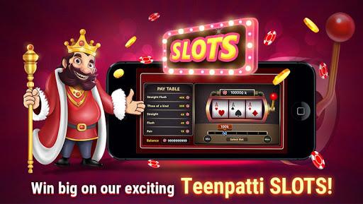 Rummy King u2013 Free Online Card & Slots game 2.2 Screenshots 4