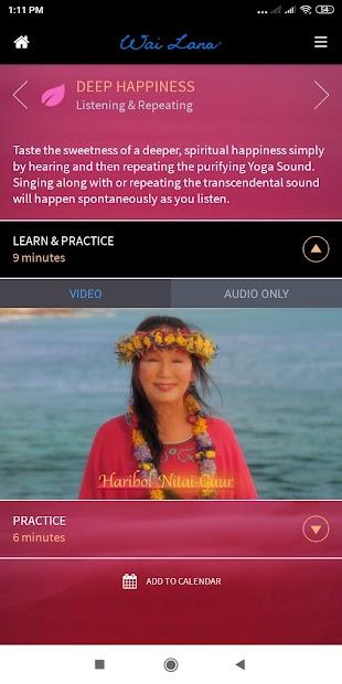 Easy Meditation App screenshot 5