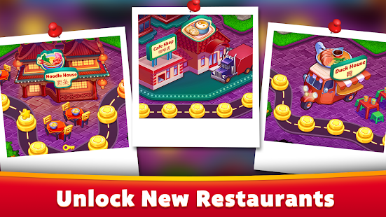 Asian Cooking Star: New Restaurant & Cooking Games Unlimited Money