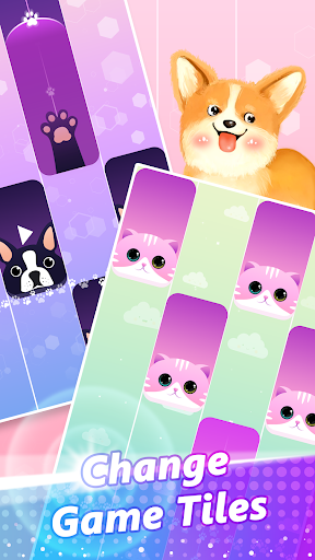 Magic Piano Pink Tiles - Music Game  screenshots 14