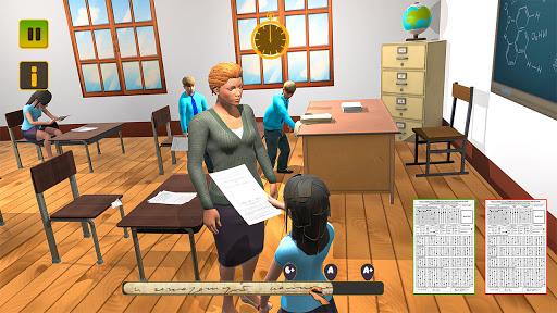 High School Cheater Boy: New Cheating Games 2020  screenshots 12