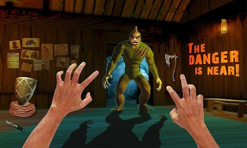 Werewolf Monster Hunter 3D: Bigfoot Hunting Games 1.4