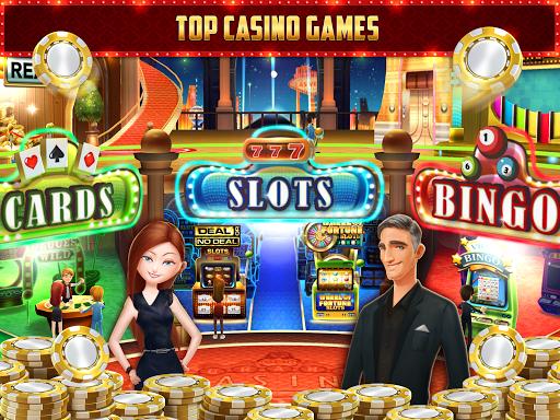 GSN Grand Casino: Free Slots, Bingo & Card Games  screenshots 10