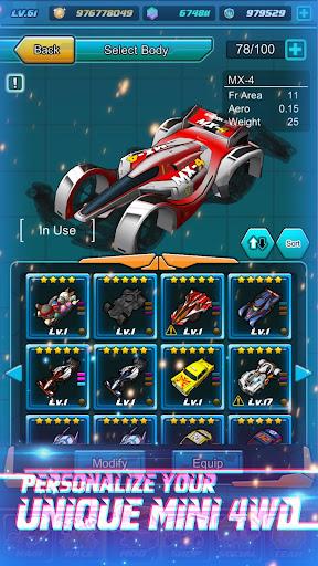 Mini Legend - Mini 4WD Simulation Racing Game 2.4.4 screenshots 5