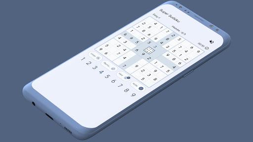 Sudoku - Free Sudoku Puzzles 1.7.7 screenshots 3
