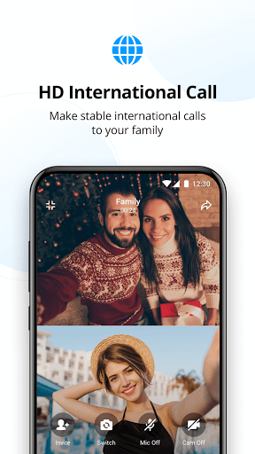 imo free video calls and chat  screen 2