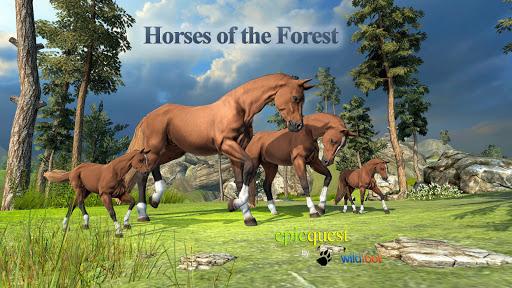 Horses of the Forest apkdebit screenshots 1