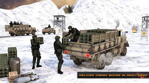 Army Truck Driving Simulator: New Offline Games 3D  screenshots 3