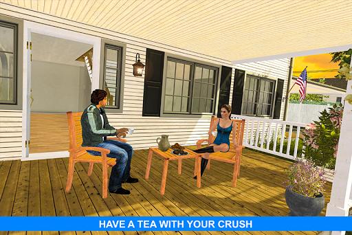 virtual girlfriend: real life love story sim screenshot 2