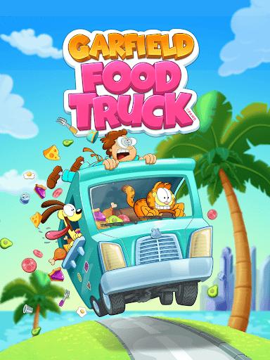 Garfield Food Truck  screenshots 10